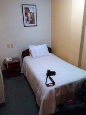 ma chambre à d'Ipiales Hotel Los Andes Adresse: Carrera 5 Numero 14 - 44, 579986 Ipiales, Colombie - l'autre ailleurs en Colombie, une autre idée du voyage