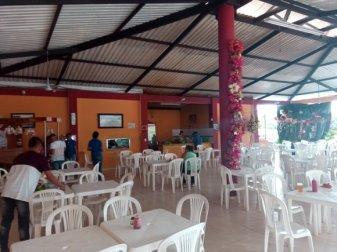 pause déjeuner sur la route entre Ipiales Popayàn - l'autre ailleurs en Colombie, une autre idée du voyage