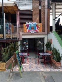 Le Ruta Burger, excellent restaurant à Cali - l'autre ailleurs en Colombie, une autre idée du voyage