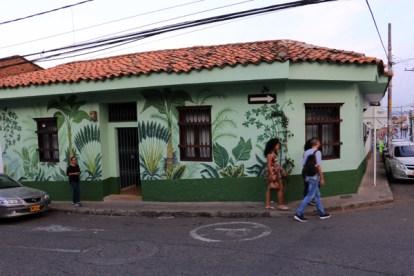 dans le quartier San Antonio Cali - l'autre ailleurs en Colombie, une autre idée du voyage