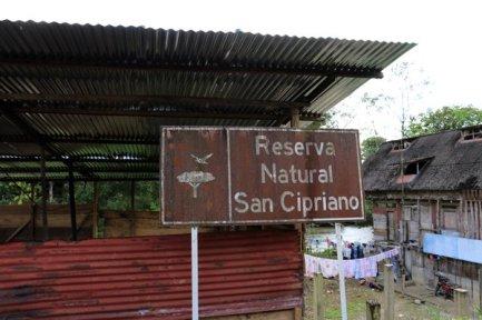 réserve naturelle de San Cipriano, à 100 Km de Cali en Colombie- l'autre ailleurs en Colombie, une autre idée du voyage