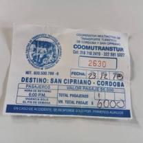 Ticket de Brujita- l'autre ailleurs en Colombie, une autre idée du voyage