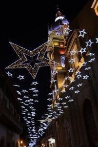 des étoiles dans la rue à Carthagène des Indes - l'autre ailleurs en Colombie, une autre idée du voyage