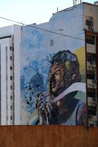 une façade d'immeuble à Carthagène des Indes - l'autre ailleurs en Colombie, une autre idée du voyage