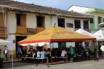 - l'autre ailleurs en Colombie, une autre idée du voyage