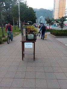 de passage par Quito depuis Bogotá - l'autre ailleurs