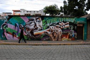dans les rues d'Otavalo - l'autre ailleurs