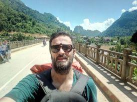 mon arrivée à Nong Khiaw - l'autre ailleurs, une autre idée du voyage