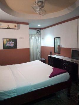 Ma chambre d'hôtel , BMP Résidence à Chiang Mai - l'autre ailleurs, une autre idée du voyage