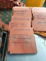 j'ai acheté un tuile d'un temple :) à Chiang Mai - l'autre ailleurs, une autre idée du voyage