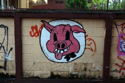 Street art à Chiang Mai - l'autre ailleurs, une autre idée du voyage