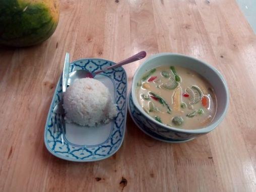 Curry vert aux fruits de mer, j'en suis fan à Bangkok - l'autre ailleurs, une autre idée du voyage
