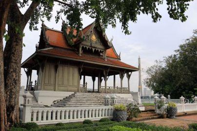 près du fleuve Chao Phara à Bangkok - l'autre ailleurs, une autre idée du voyage