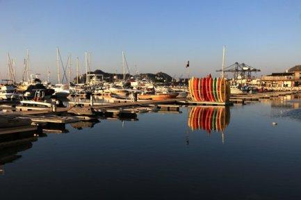 port de plaisance à Santa Marta - l'autre ailleurs en Colombie, une autre idée du voyage
