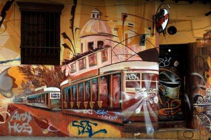 street art à Bogotá - l'autre ailleurs en Colombie, une autre idée du voyage