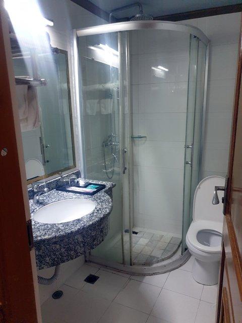 Dans ma chambre de l'hôtel Palace Hotel à Mandalay - l'autre ailleurs au Myanmar (Birmanie) et Thaïlande, une autre idée du voyage