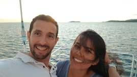 Kanita et Nicolas à Phuket en Thaïlande (Crédit photo : Nicolas Parinello ) - l'autre ailleurs au Myanmar (Birmanie) et Thaïlande, une autre idée du voyage