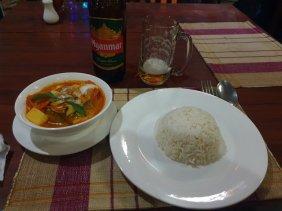 excellent dîner chez Leo à Bagan - l'autre ailleurs au Myanmar (Birmanie) et Thaïlande, une autre idée du voyage