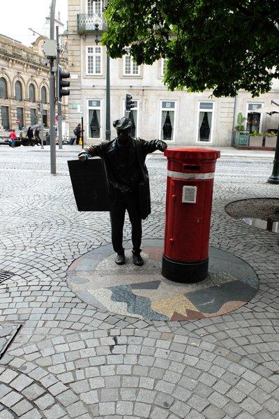 boite aux lettres - l'autre ailleurs à Porto, une autre idée du voyage