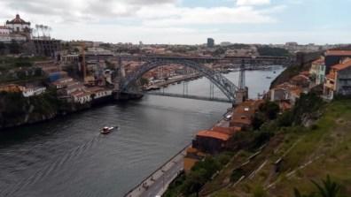 Pont Dom-Luís à Porto - l'autre ailleurs à Porto, une autre idée du voyage