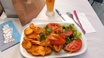 Bacalhau au restaurant Mengos - l'autre ailleurs à Porto, une autre idée du voyage