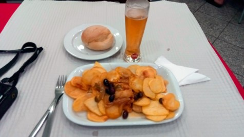 Bacalhau au café Moreda (menu à 6€ !)- l'autre ailleurs à Porto, une autre idée du voyage