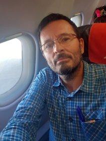 en vol pour cette nouvelle aventure - l'autre ailleurs au Sri-Lanka, une autre idée du voyage