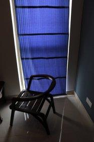 la fenêtre de ma chambre d'hôtel à Colombo, vertige s'abstenir - l'autre ailleurs au Sri-Lanka, une autre idée du voyage