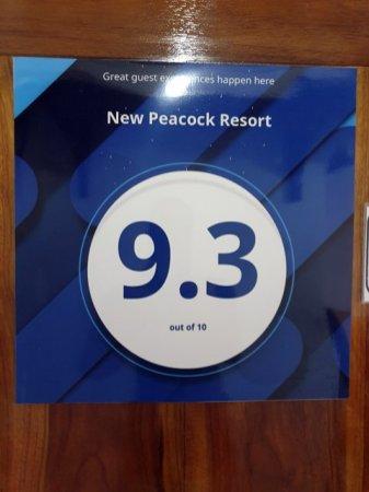 Le superbe hôtel dans lequel je séjourne à Dambulla, le New Peacock Resort - l'autre ailleurs au Sri-Lanka, une autre idée du voyage