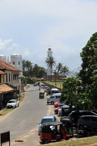 la partie vieille ville de Galle - l'autre ailleurs au Sri-Lanka, une autre idée du voyage