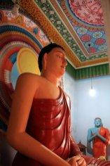 temple bouddhiste à Mirissa - l'autre ailleurs au Sri-Lanka, une autre idée du voyage