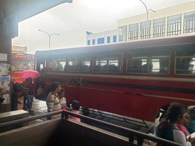 l'arrivée à Matara - l'autre ailleurs au Sri-Lanka, une autre idée du voyage