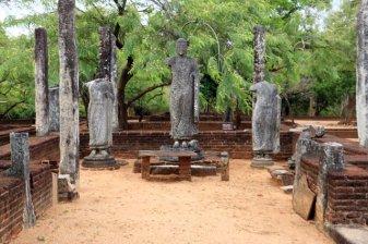 Site archéologique de Polonnâruvâ - l'autre ailleurs au Sri-Lanka, une autre idée du voyage