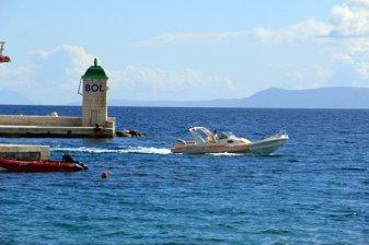 à Bol sur l'île de Brač - l'autre ailleurs en Croatie, une autre idée du voyage