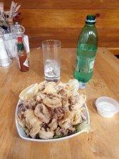 dernier déjeuner au restaurant Barba à Dubrovnik - l'autre ailleurs en Croatie, une autre idée du voyage
