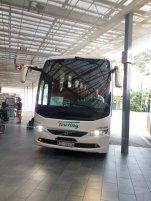 gare routière de Dubrovnik, le bus pour Split - l'autre ailleurs en Croatie, une autre idée du voyage