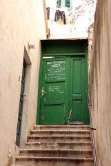 no tourist area à Split - l'autre ailleurs en Croatie, une autre idée du voyage