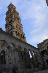 le palais de Dioclétien à Split - l'autre ailleurs en Croatie, une autre idée du voyage