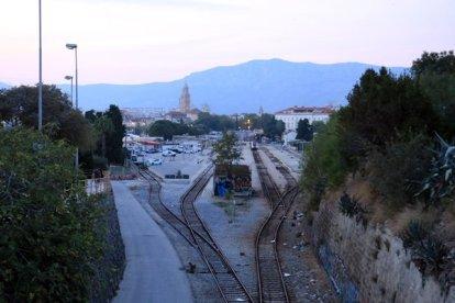 la gare ferroviaire de Split - l'autre ailleurs en Croatie, une autre idée du voyage