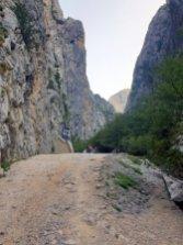dans le parc national de Paklenica- l'autre ailleurs en Croatie, une autre idée du voyage