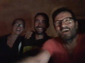 une belle rencontre avec Alizé et Thomas, deux voyageurs à vélo - l'autre ailleurs en Croatie, une autre idée du voyage
