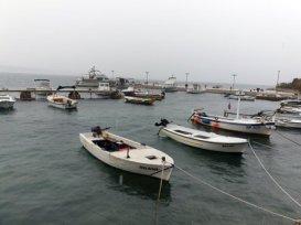 brume et pluie le jour de mon départ de Starigrad - l'autre ailleurs en Croatie, une autre idée du voyage