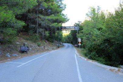 entrée principale du parc national de Paklenica - l'autre ailleurs en Croatie, une autre idée du voyage