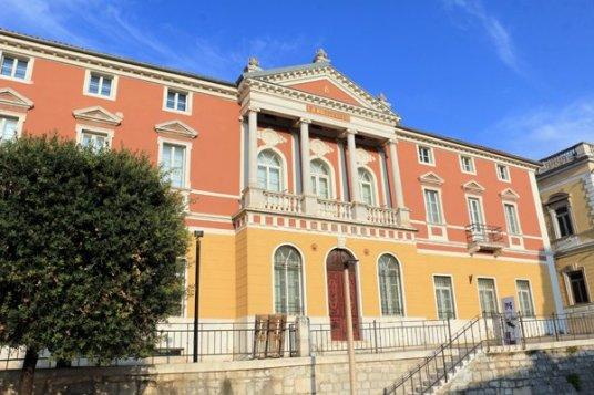 musée dans le centre historique de Zadar - l'autre ailleurs en Croatie, une autre idée du voyage