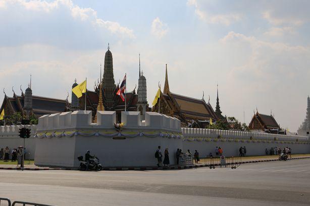 le grand palais à Bangkok - l'autre ailleurs au Myanmar (Birmanie) et Thaïlande, une autre idée du voyage