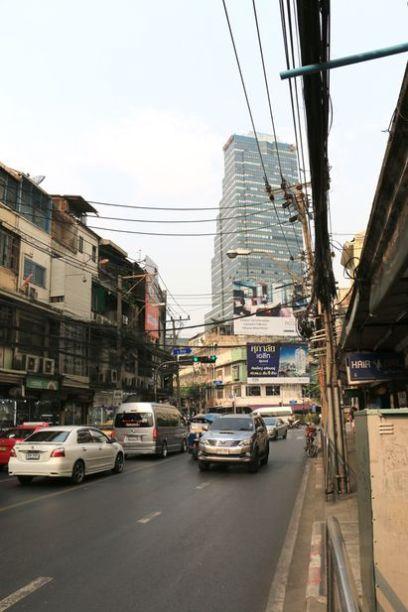 dans la rue de Bangkok. - l'autre ailleurs au Myanmar (Birmanie) et Thaïlande, une autre idée du voyage