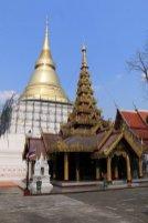 Temple Wat Phra Kaew Don Tao à Lampang - l'autre ailleurs au Myanmar (Birmanie) et Thaïlande, une autre idée du voyage
