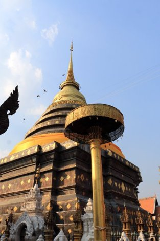 Temple Wat Phra That à Lampang - l'autre ailleurs au Myanmar (Birmanie) et Thaïlande, une autre idée du voyage