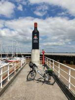 port Lafayette à Pauillac (33) - l'autre ailleurs en Vélo, une autre idée du voyage (www.autre-ailleurs.fr)