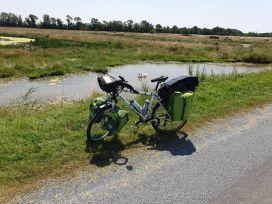 à l'écart des grandes routes à Marennes-Hiers-Brouage (17) - l'autre ailleurs en Vélo, une autre idée du voyage (www.autre-ailleurs.fr)